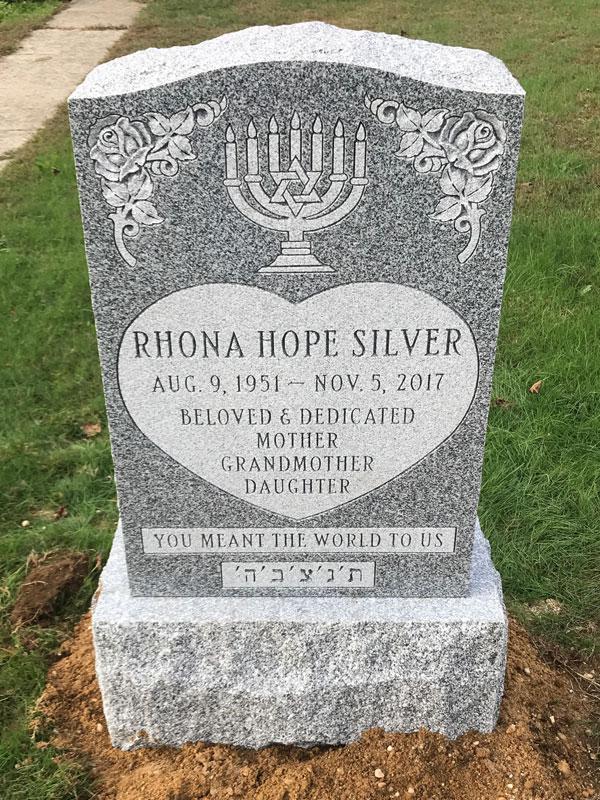 Rhona Hope Silver
