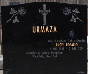 Urmaza - Black Galaxy Family Memorial