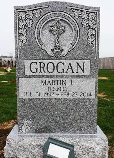grogan-upright-monument
